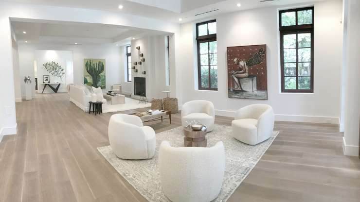 Living to Family Room 2